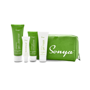 Sonya Daily Skincare System - Peaux mixtes
