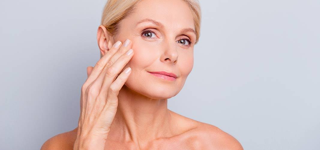 Crème anti-âge et anti rides peau mature