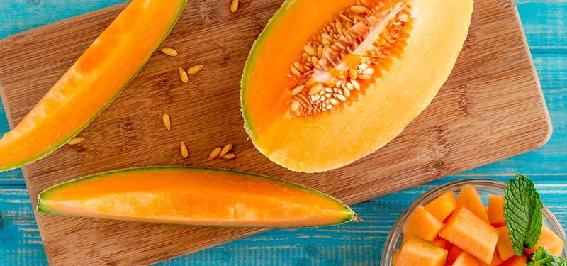 Melon anti âge
