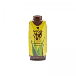 Pulpe d'Aloe Vera - format mini 330 ml
