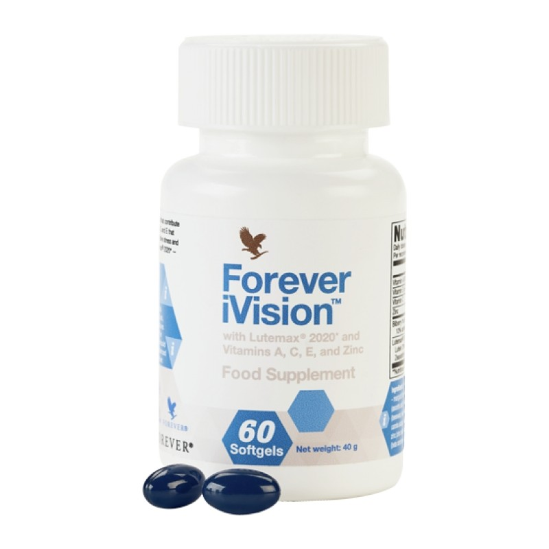 Forever iVision - Lumière bleue - Lutemax 2020®